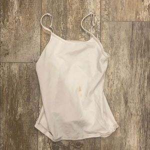 WHITE TANK TOP CHILDRENS PLACE PLAY SHIRT